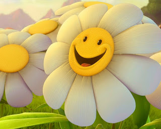smile and be happy every day